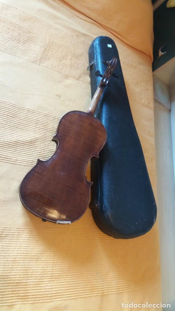 Instrumentos musicales: Violín antiguo Bohuslav Lantner - Foto 7 - 147015798