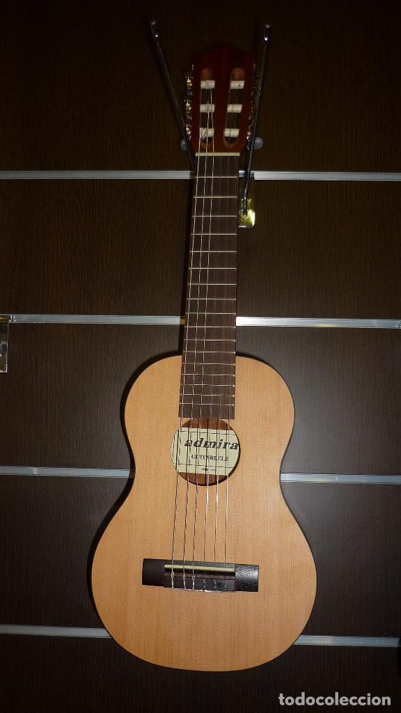 GUITALELE (Música - Instrumentos Musicales - Cuerda Antiguos)