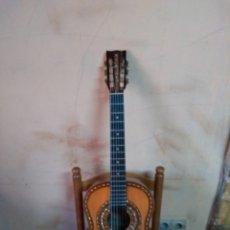Instrumentos musicales: GUITARRA ANTIGUA FRANCISCO PAU AÑO 1875APROX. Lote 147421985