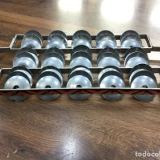 Instrumentos musicales: CHOCALO CHOCALHO INSTRUMENTO DE PERCUSIÓN PARA BATUCADAS. Lote 147506444