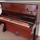 Instrumentos musicales: PIANO DE PARED MARCA MONTANO. Lote 147680034
