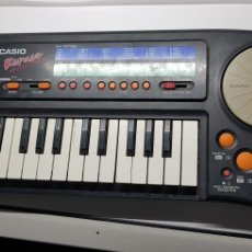 Instrumentos musicales: CASIO RAPMAN - FUNCIONANDO - CAR24. Lote 147744329