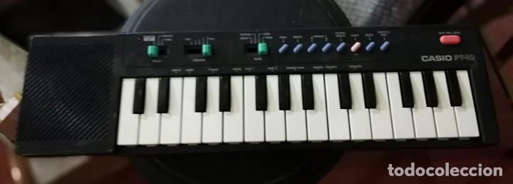 TECLADO DE PIANO JUGUETE PARA NIÑO CASIO (Música - Instrumentos Musicales - Teclados Eléctricos y Digitales)