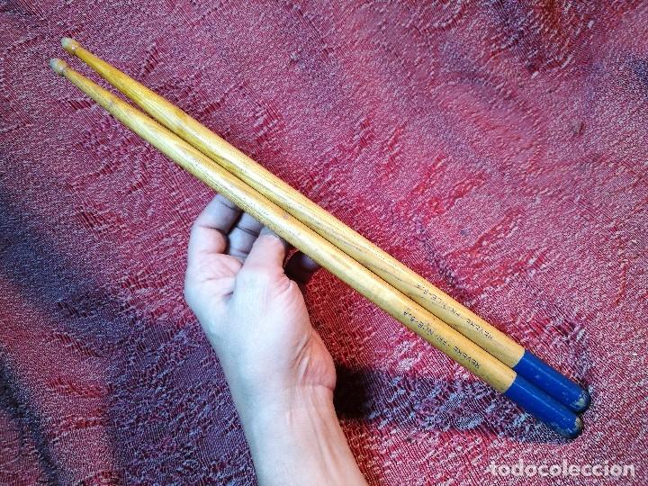 Instrumentos musicales: BAQUETAS FRANCESAS RIVERE Nº 5A ---AÑOS 50 ORIGINAL VINTAGE - REF -ML - Foto 6 - 147977382