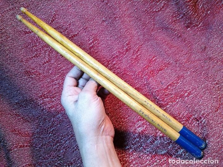 Instrumentos musicales: BAQUETAS FRANCESAS RIVERE Nº 5A ---AÑOS 50 ORIGINAL VINTAGE - REF -ML - Foto 5 - 147977382