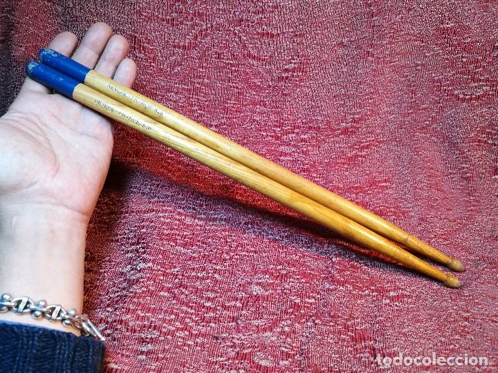 Instrumentos musicales: BAQUETAS FRANCESAS RIVERE Nº 5A ---AÑOS 50 ORIGINAL VINTAGE - REF -ML - Foto 17 - 147977382