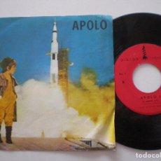 Instrumentos Musicais: APOLO I - EL KARATE - SINGLE CACTUS 1971 . Lote 147988614