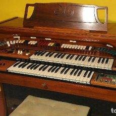 Instrumentos musicales: ORGANO FARFISA SUPERPARTNER 257. Lote 148068842
