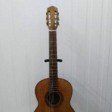 Instrumentos musicales: GUITARRA CLÁSICA ANTIGUA POSIBLE BENIGNO DÍAZ DÍAZ. Lote 148082718