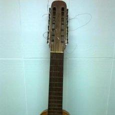 Instrumentos musicales: LAUD.PARA RESTAURAR.HIJOS DE VICENTE TATAY.VALENCIA. Lote 148990726