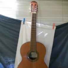 Instrumentos musicales: GUITARRA CLASICA-PRUDENCIO SAEZ-FABRICACION ESPAÑOLA. Lote 149077394