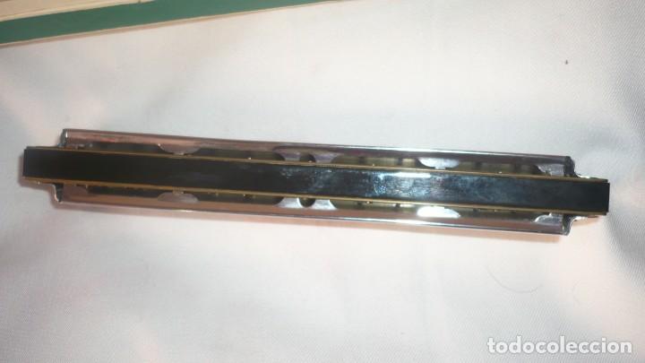 Instrumentos musicales: Harmónica HERO de metal - Foto 2 - 149323874