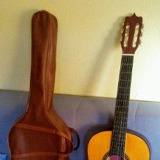 Instrumentos musicales: GUITARRA ESPAÑOLA ROMANZA DIANA Y FUNDA. Lote 149718838