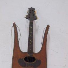 Instrumentos musicales: INCREIBLE Y RARISIMA MANDOLINA LIRA FIRMADA POR CALACE EN 1900 - MANDOLINO LIRA NAPOLITANO. Lote 149881134