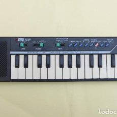 Instrumentos musicales: VIEJO ORGANO ELECTRONICO CASIO PT-12,,...AÑOS 80..FUNCIONANDO...PRECISA LIMPIEZA.... Lote 150499238