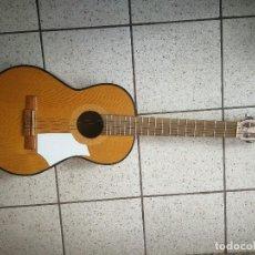 Instrumentos musicales: ANTIGUA GUITARRA CON SU FUNDA ORIGINAL AÑOS 80. Lote 150542690