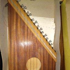 Instrumentos musicales: CÍTARA - SIMARRA INSTRUMENTO MUSICAL 43CM. AÑOS 80 . Lote 150630910