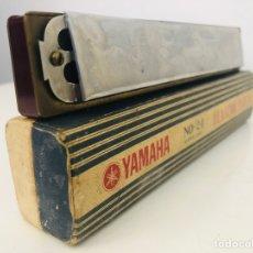 Instrumentos musicales: YAMAHA NO-24 HARMONICA. Lote 150962901