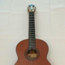 Instrumentos musicales: GUITARRA CLÁSICA JUAN ALVAREZ GIL- EXCLUSIVA GUITARRA DE CONCIERTO.. Lote 151302062