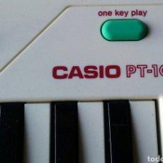 Instrumentos musicales: CASIO PT-10. Lote 151353024