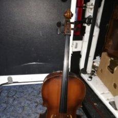 Instrumentos musicales: ESPECTACULAR VIOLONCHELO ANTIGUO DE HUNGRÍA. Lote 151638933