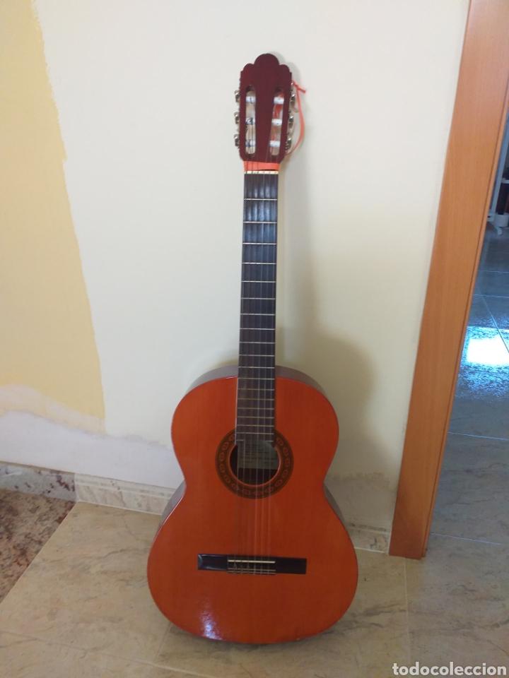 GUITARRA JUAN ESTRUCH MODELO-500 DE 1994 (Música - Instrumentos Musicales - Guitarras Antiguas)