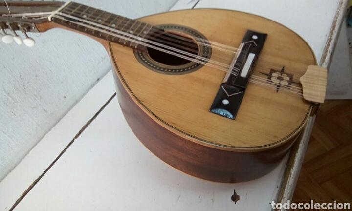 Instrumentos musicales: Bandurria - Foto 4 - 152419477