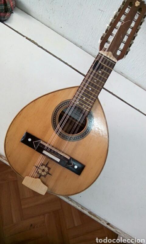Instrumentos musicales: Bandurria - Foto 5 - 152419477