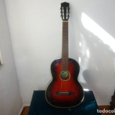 Instrumentos musicales: GUITARRA AUSTRIACA OSKAR MAURUS. Lote 152940082
