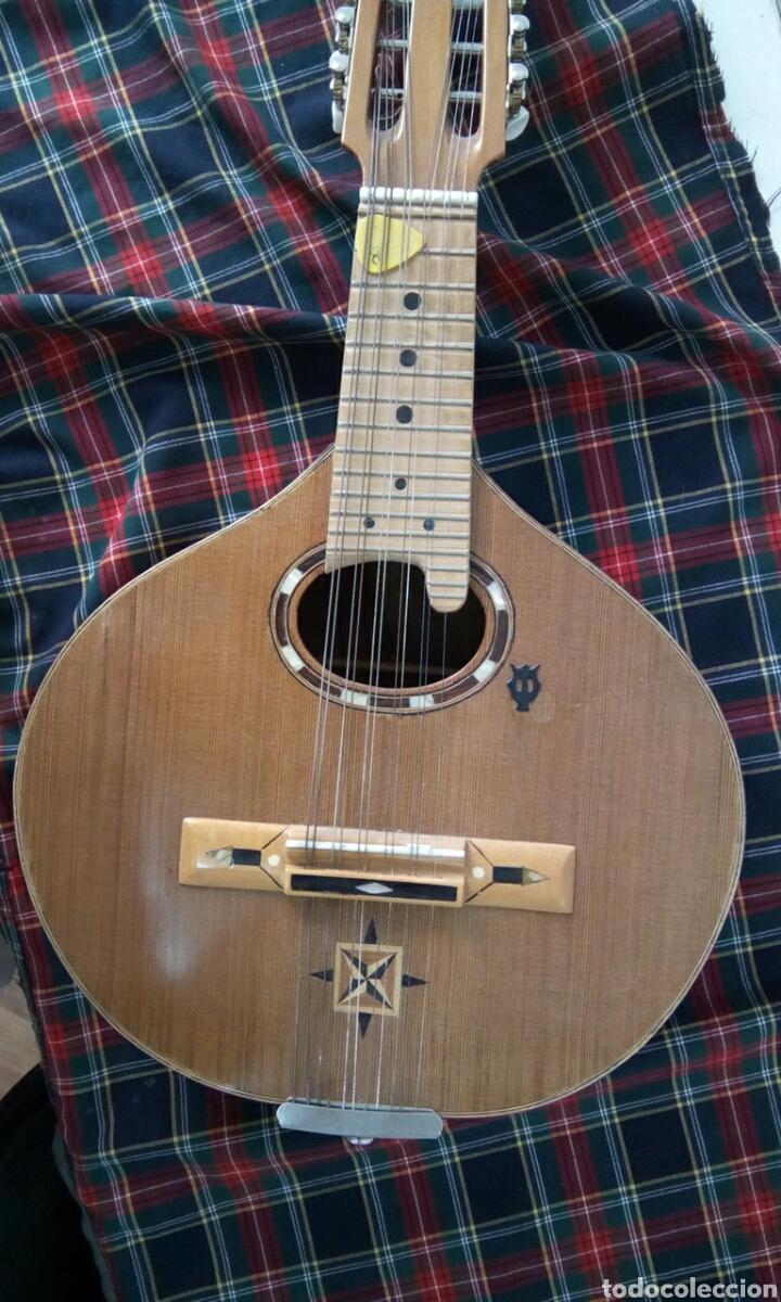 BANDURRIA (Música - Instrumentos Musicales - Cuerda Antiguos)