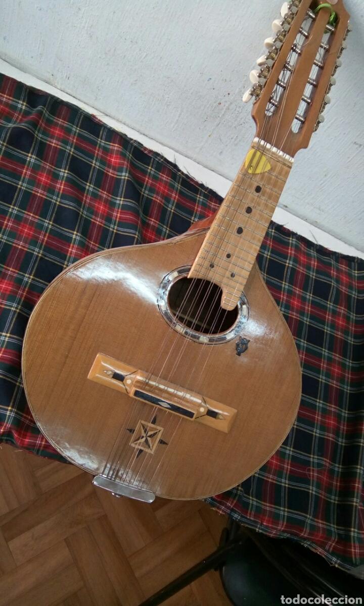 Instrumentos musicales: Bandurria - Foto 4 - 153396941