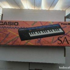 Instrumentos musicales: CASIO TONEBANK KEYBOARD SA3 SA-3 TONE BANK PIANO ORGANO ORGANILLO TECLADO KREATEN. Lote 153703358