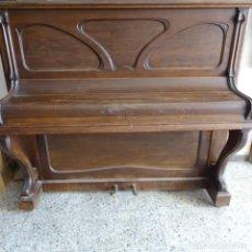 Instrumentos musicales: PIANO MODERNISTA SOBRE 1900 CHASSAIGNE FRERES.ART NOUVEAU.. Lote 153734310