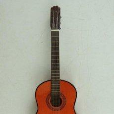 Instrumentos musicales: ANTIGUA GUITARA PEQUEÑA CLÁSICA ESPAÑOLA FLAMENCA MADERA MARCA ADMIRA. Lote 154050870