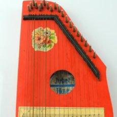 Instrumentos musicales: ANTIGUO INSTRUMENTO MUSICAL CITARA JUBEL TONE ALEMANIA. Lote 154051214