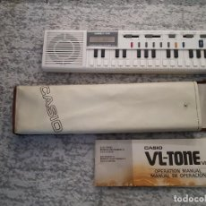 Instrumentos musicales: ORGANO TECLADO ELECTRONICO CASIO VL-1 VL-TONE AÑOS 80. Lote 154593950