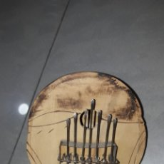 Instrumentos musicales: INSTRUMENTO MUSICAL KALIMBA. Lote 154841065