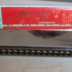 Instrumentos musicales: ARMONICA BLESSING. VINTAGE AÑOS 50-60. HARMONICA. Lote 155292426