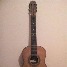 Instrumentos musicales: GUITARRA S. SGROI SILVESTRI CONSTRUCTORES DESDE EL SIGLO XIX. Lote 155430738