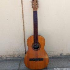 Instrumentos musicales: PRECIOSA Y ANTIGUA GUITARRA CLASICA ESPAÑOLA AÑOS 50 HIJOS DE VICENTE TATAY. NECESITA PUESTA A PUNTO. Lote 155484912