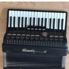 Instrumentos musicales: ACCORDION ROYAL STANDARD GERMANY ROYAL STANDARD METEOR 80 BASS VER FOTOS. Lote 155699950