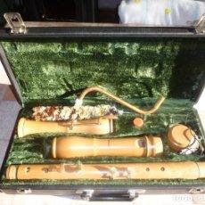 Instrumentos musicales: FLAUTA BAJO MOLLENHAUER. Lote 155825586