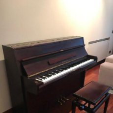 Instrumentos musicales: PIANO VERTICAL SAMICK. Lote 155848782