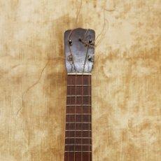 Instrumentos musicales: GUITARRICO PARA JOTA ARAGONES DE CUATRO CUERDAS HIJOS DE GONZÁLEZ MADRID 1912-1927. Lote 156420565