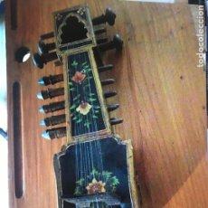 Instrumentos musicales: INSTRUMENTO ANTIGUO DE MADERA. Lote 156508860