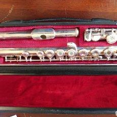 Instrumentos musicales: FLAUTA TRAVESERA YAMAHA 281SII. Lote 156572812