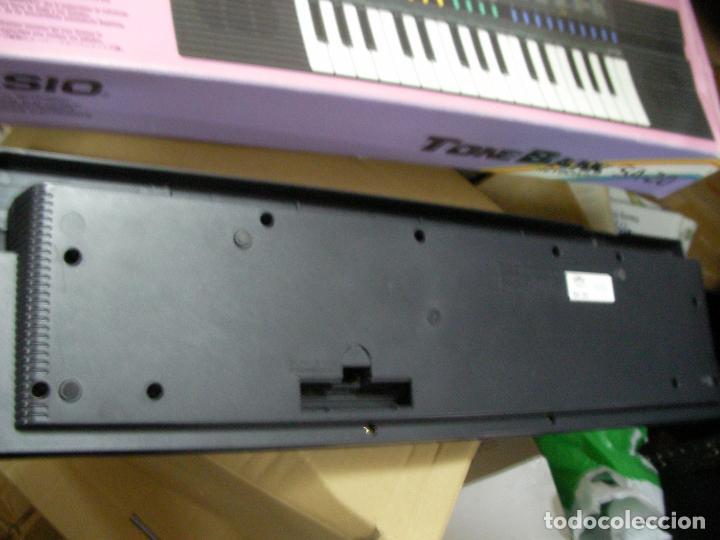 Instrumentos musicales: PIANO CASIO TONEBANK SA-20 EN SU CAJA - Foto 3 - 228746760