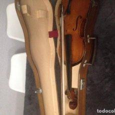Instrumentos musicales: BONITO VIOLIN ANTIGUA COPIA DE STRADIVARIUS 1727. Lote 156752338