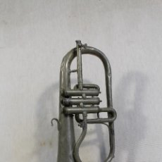 Instrumentos musicales: VINTAGE TROMPETA FIRMA D. ANSINGH & CO ZWOLLE OPGER 1875. Lote 156786982