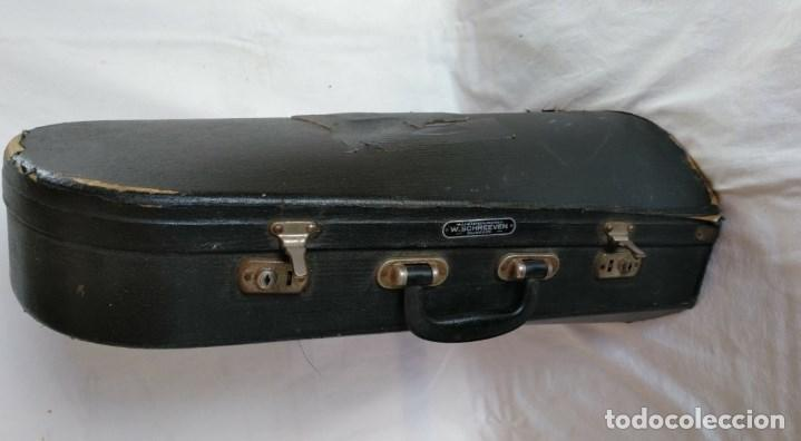 Instrumentos musicales: EXCELENTE BOMBARDINO DE LA CASA C. MAHILLON, BÉLGICA. - Foto 6 - 156885322